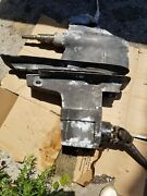 Mercruiser Bravo 3 Duoprop Outdrive Sterndrive Off Running Boat Whole Or Parts