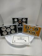 2011-s Us Mint Silver Proof Set With Original Government Packaging Free S/h