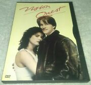 Vision Quest Dvd Rare Oop