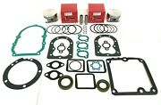 P216 P218 P220 B43 B48 Pistons Gasket And Seals Fits Onan Engines New