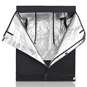 Indoor Grow Box 48x24x60 Grow Tents Hydroponic Thick Oxford Growing Tent