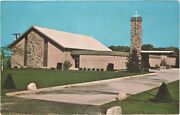 First Baptist Church A Bible Centered Ministry In Goshen Indiana Postcard