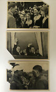 True Vintage 1930s German Reich Cigarette Photo Card Rare Lot Wwii Military