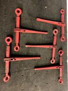 Crosby Lebus R-10 Ratchet Type Chain Binder Without Links And Hooks Qty. 5
