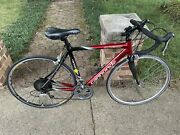 Cannondale Synapse 5 Carbon 2008 21andrdquo 54cm Xl With Shimano 105 Brifters