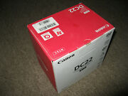 New Canon Dc22 2.2mp Dvd Camcorder 10x Optical Zoom