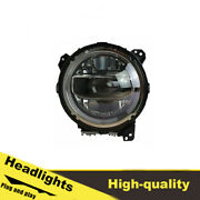 2019 Led Turn Signal Dynamic Headlights Assembly For Jeep Wrangler One Set