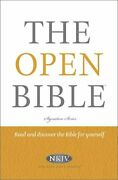 Nkjv, Open Bible, Hardcover Signature By Thomas Nelson