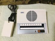 Aiphone Laf-10 Loudspeaker Intercom System Master Station New Old Stock No Box