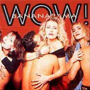 Wow By Bananarama 1990 Audio - Cd - Excellent Condition