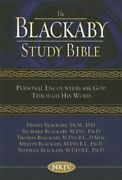 Blackaby Study Bible New King James Version, Burgundy, By Richard Blackaby