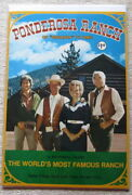 Ponderosa Ranch 1977 Pictorial Guide Worlds Most Famous Ranch
