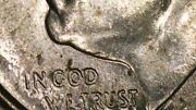 Rare Coin Error Dime With Double Die On Obverse