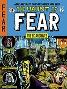 Ec Archives Haunt Of Fear Volume 2 By Various - Hardcover Brand New
