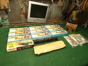 Ho Scale Vintage Athearn Bev-bel Lot Riverossi New York Walthers 5405 Kits