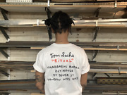 Rare Hard To Find Sold Out Unisex Tom Sachs Ritual London Tee 2021 White Xl