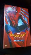 Hot Toys Mms 426 Homecoming Spider-man Tech Suit Deluxe Version