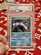Psa 9 Lugia Call Of Legends Holo 2011 Pokemon Graded Card Vintage Potential 10
