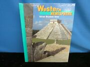 Western Hemisphere People In Time And Place By Gary S Elbow - Hardcover Mint