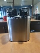 Coox 4l Twin Air Pot With Stainless Steel Thermol Dispenser