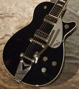 Gretsch 6129-57 Duo Jet Black 1998 Used Electric Guitar