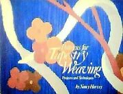 Patterns For Tapestry Weaving Projects And Techniques By Nancy Harvey