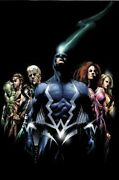Inhumans By Paul Jenkins And Jae Lee - Hardcover Brand New