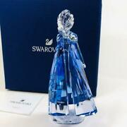 [limited Edition] Anna And The Snow Queen Elsa Disney Object Figurine