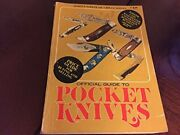 Official Guide To Collectible Pocket Knives By J Parker