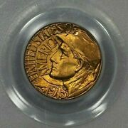 1915-s G1 Pan Pac Pcgs Ms64 Cac Ogh