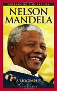 Nelson Mandela A Biography Greenwood Biographies By Peter Limb - Hardcover Vg