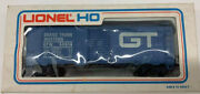 Vintage Ho Scale Lionel Grand Trunk Western Gtw 58614 Box Car