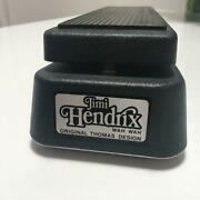 Jim Dunlop Jh-1 Jimi Hendrix Wah Effects Pedal Safe Delivery From Japan