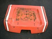 Simplicity Allis Chalmers 166111 Seat Deck Pan 7018 Tractor