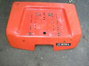 Simplicity Allis Chalmers 1679334a Seat Deck Pan Gth-l Tractor