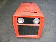 Simplicity Allis Chalmers 1669399 Hood And Grill Grille 17 Gth-l Tractor