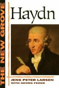 New Grove Haydn New Grove Composer Biographies By Jens Peter Larsen Excellent