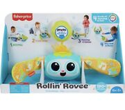 Fisher Price Rollinand039 Rovee Interactive Activity Music Sounds Lights Learning