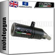 Gpr Exhaust Homologated Catalized M3 Carbon Ducati Monster 1200 S-r 2017 17