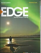 Edge Reading Writing And Language Level A Common Core By National Geographic