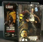 Neca The Texas Chainsaw Massacre Leatherface Action Figure Cult Classics Series