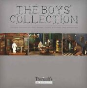 Boys' Collection Antique Dollhouses, Doll Rooms, Stores, By Florence Theriault