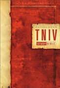 Zondervan Tniv Study Bible By Ronald F. Youngblood - Hardcover Brand New