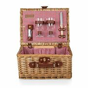 Picnic Time Classic Wine And Cheese Picnic Basket 205-19-300