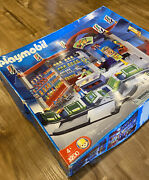 Playmobil Grocery Store Supermarket Set 3200 Food Not Sure If 100 Complete
