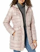 Kenneth Cole New York Women's Packable Puffer Jack - Choose Sz/color
