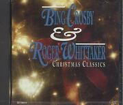 Bing Crosby And Roger Whittaker - Christmas Classics - Cd - New/still Sealed