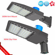 39000lm Outdoor Area Street Lighting Commercial For Courtyard/garden/parking Lot