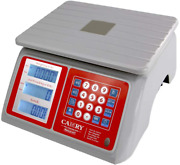 Electronic Price Computing Scale 66lb/30kg Waterproof, Digital Commercial Food
