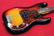 Fender American Vintage And03962 Precision Bass 2008 Used Electric Bass